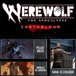 Werewolf The Apocalipse E. DLC The Exiled One XSX