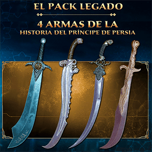 Prince of Persia - DLC Pack Legado PS4