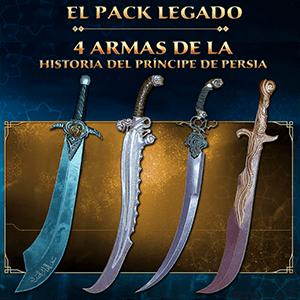 Prince of Persia - DLC Pack Legado XONE