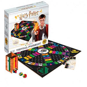 Trivial Pursuit Harry Potter (REACONDICIONADO)