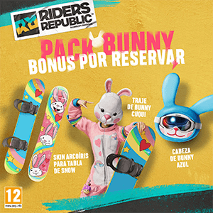 Riders Republic - DLC Pack Bunny PS4