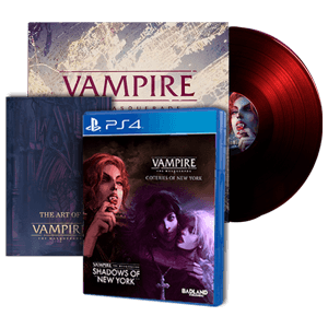 Vampire The Mascarade Complete Edition