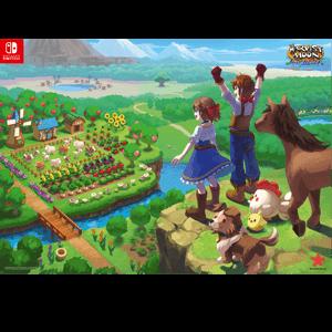 Harvest Moon One World - Póster