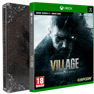 Resident Evil Village Edición Steelbook
