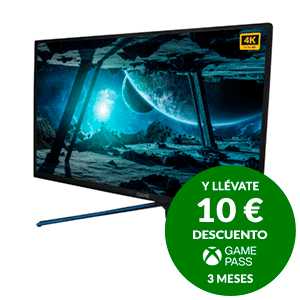 GAME M27E4K 27'' VA UHD 4K 60Hz con Altavoces - Monitor Gaming