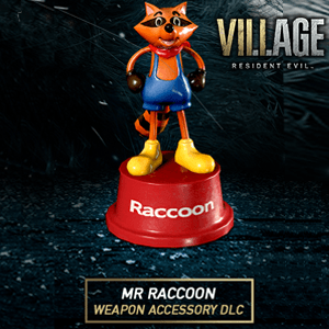 Resident Evil Village - DLC Mr Raccoon PS5