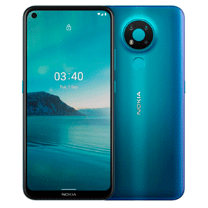 "Nokia 3.4 6,39"" 4GB+64GB 13+5+2Mpx Azul"