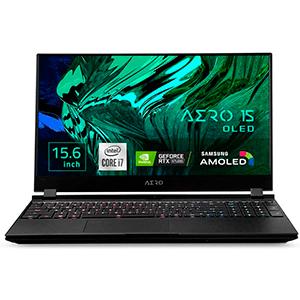 """Gigabyte AERO 15 OLED XC - i7-10870H - RTX 3070 Q - 32GB RAM - 1TB SDD - 15.6"""" UHD OLED - W10 Pro - Ordenador Portátil Gaming"""
