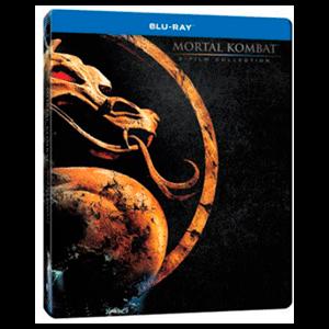 Mortal Kombat 1 y 2 Edición Steelbook