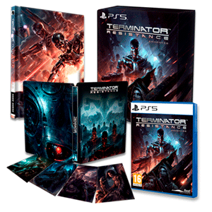 Terminator: Resistance Enhanced - Collector´s Edition
