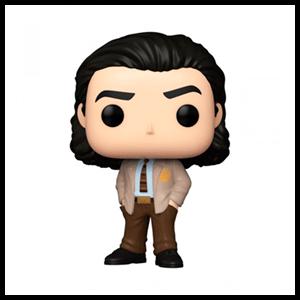 Figura Pop Loki: Loki