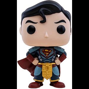 Figura Pop Justice League: Superman Imperial Palace
