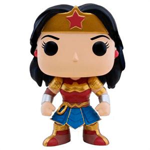 Figura Pop Justice League: Wonder Woman Imperial Palace