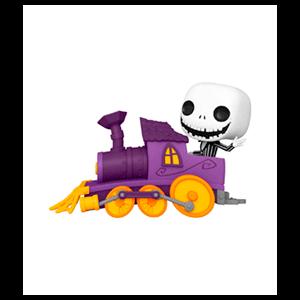 Figura Pop Pesadilla Antes de Navidad S8: Jack in Train Engine