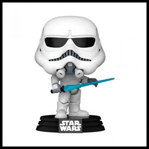 Figura Pop Star Wars Concept Series: Stormtrooper