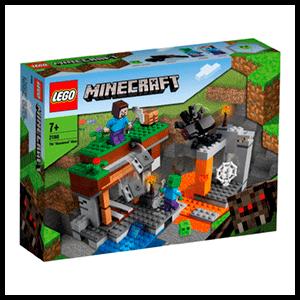 LEGO Minecraft: La Mina Abandonada
