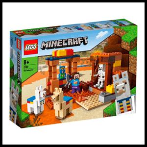 LEGO Minecraft: El Puesto Comercial