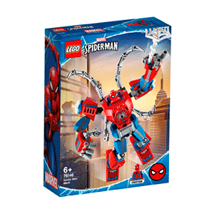 LEGO Marvel: Armadura Robótica de Spider-Man