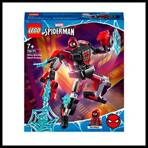 LEGO Marvel: Armadura Robótica de Miles Morales