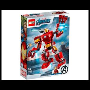 LEGO Marvel: Armadura Robótica de Iron Man