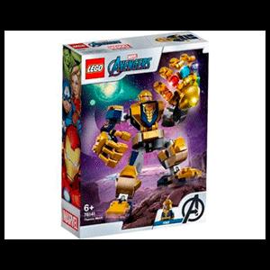 LEGO Marvel: Armadura Robótica de Thanos