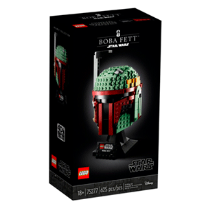 LEGO Star Wars: Casco de Boba Fett