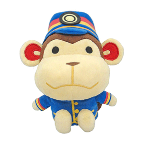 Peluche Animal Crossing: Estasio 20cm