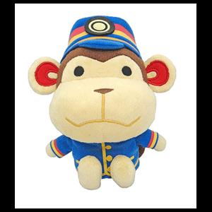 Peluche Animal Crossing: Estasio 20cm