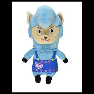 Peluche Animal Crossing: Al 20cm