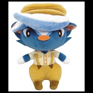Peluche Animal Crossing: Betunio 18cm