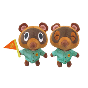 Peluche Animal Crossing: Pack Tendo y Nendo