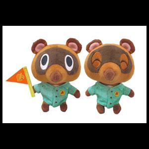 Peluche Animal Crossing: Pack Tendo y Nendo