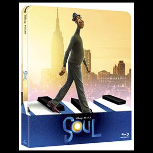 Soul - Edición Steelbook