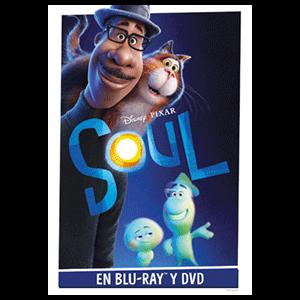 Soul - póster