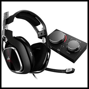 ASTRO A40 TR + MixAmp Pro TR XONE-PC - Auriculares Gaming - Reacondicionado
