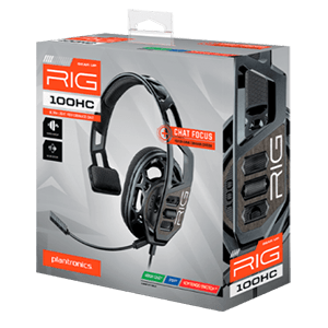Auriculares Gaming RIG Serie 100 HC