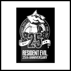 Pin Resident Evil 25 Aniversario