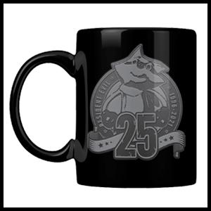 Taza Resident Evil 25 Aniversario