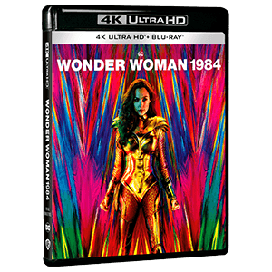 Wonder Woman 1984 4K + BD