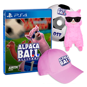 "Alpaca Ball ""All-Stars"" Collector Edition"