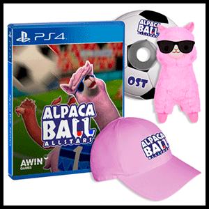 "Alpaca Ball ""All-Stars"" Collector Edition"