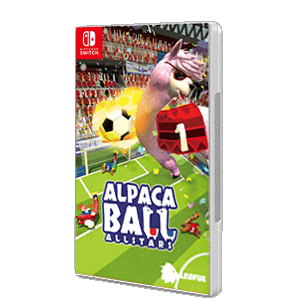 Alpaca Ball All-Stars