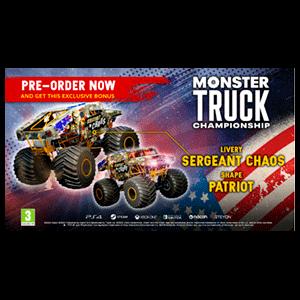 Monster Truck Championship - DLC Pack Patriot PS5
