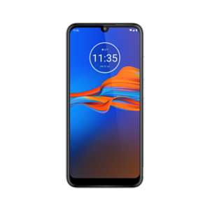 Motorola Moto E6 Plus 2GB+32GB 13+2Mpx Gris Gunmetal