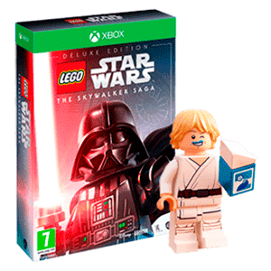 LEGO Star Wars: La Saga Skywalker Deluxe Edition