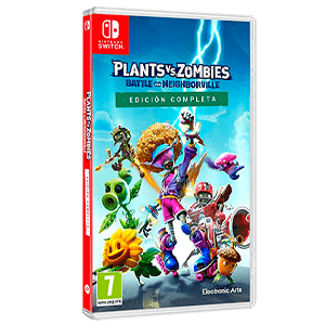Plants Vs Zombies Battle For Neighborville Edición Completa