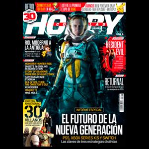 Hobby Consolas nº 357