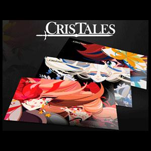 Cris Tales - Set de postales