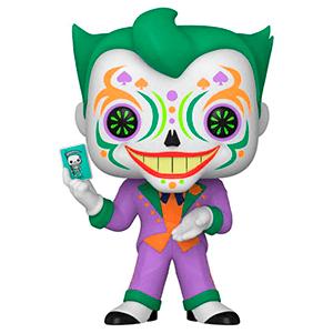 Figura Pop Dia de los DC: Joker