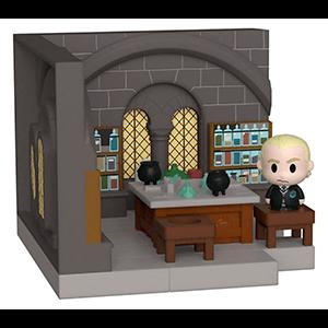 Figura Pop Harry Potter Diorama: Draco Malfoy